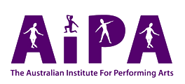 The Australian Institute For Performing Arts (AIPA) Logo