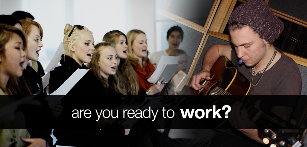 Are You Ready To Work?