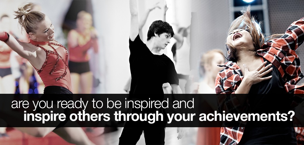 Are you ready to be inspired?